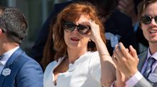 Susan Sarandon Commits A Royal No-No With Queen Elizabeth
