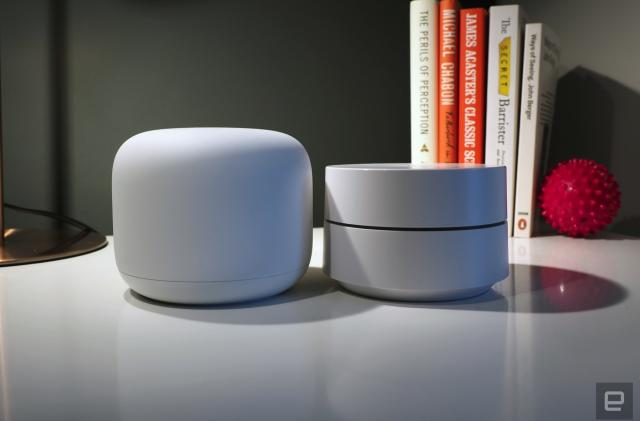 Google optimizes its WiFi routers for slow internet connections