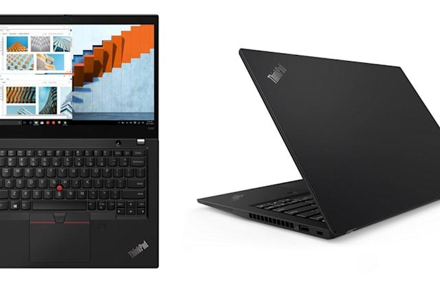 Lenovo's latest ThinkPads last even longer between charges