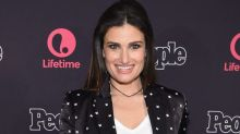 Idina Menzel and Aaron Lohr are married