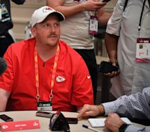 Girl injured in car crash caused by former  Chiefs coach Britt Reid released from hospital after two months