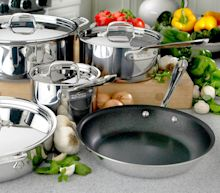 You can get All-Clad cookware at amazing prices this weekend