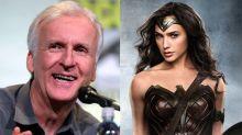 James Cameron incendia las redes y a la directora de Wonder Woman con una crítica negativa