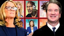 Time honors Brett Kavanaugh on 'Most Influential' list — along with his accuser, Christine Blasey Ford
