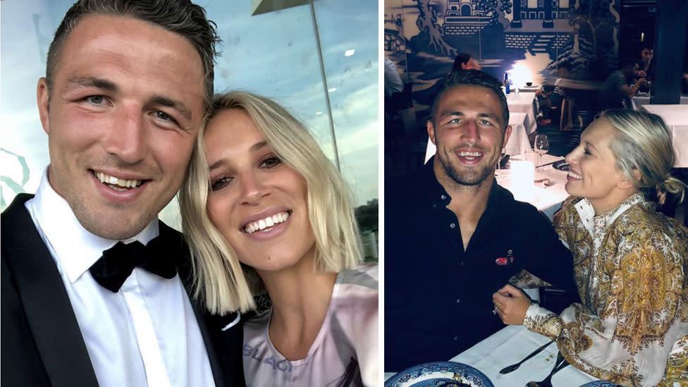 Phoebe and Sam Burgess reportedly split despite reconciliation
