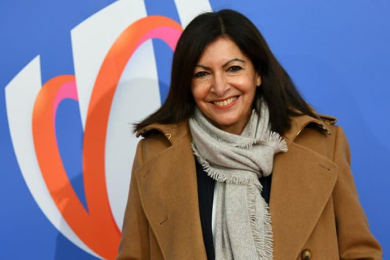 """8 mars: """"Ma sororité"""" s'arrête à Marine Le Pen, dit Anne Hidalgo"""