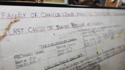 Last known slave ship to U.S. found in Alabama