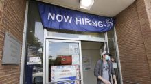 Stocks drift lower as US jobless claims continue to rise