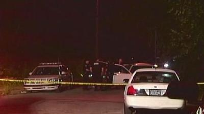 Would-Be Robber Shot To Death