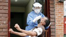 Bogotá refuerza controles en populosa localidad ante el avance de la pandemia