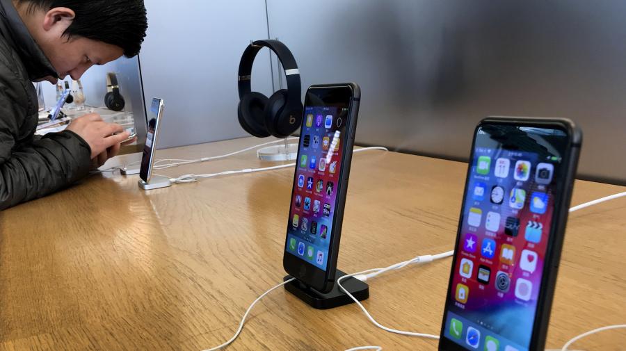 Qualcomm urges court to enforce iPhone sales ban
