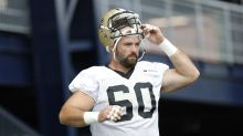 Former Saints OL Max Unger is nearly unrecognizable after major weight loss