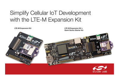 Silicon Labs Accelerates Low-Power Cellular IoT Applications