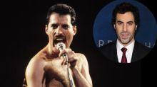 Sacha Baron Cohen 'Told Untruths' About Freddie Mercury Biopic, Says Queen's Brian May