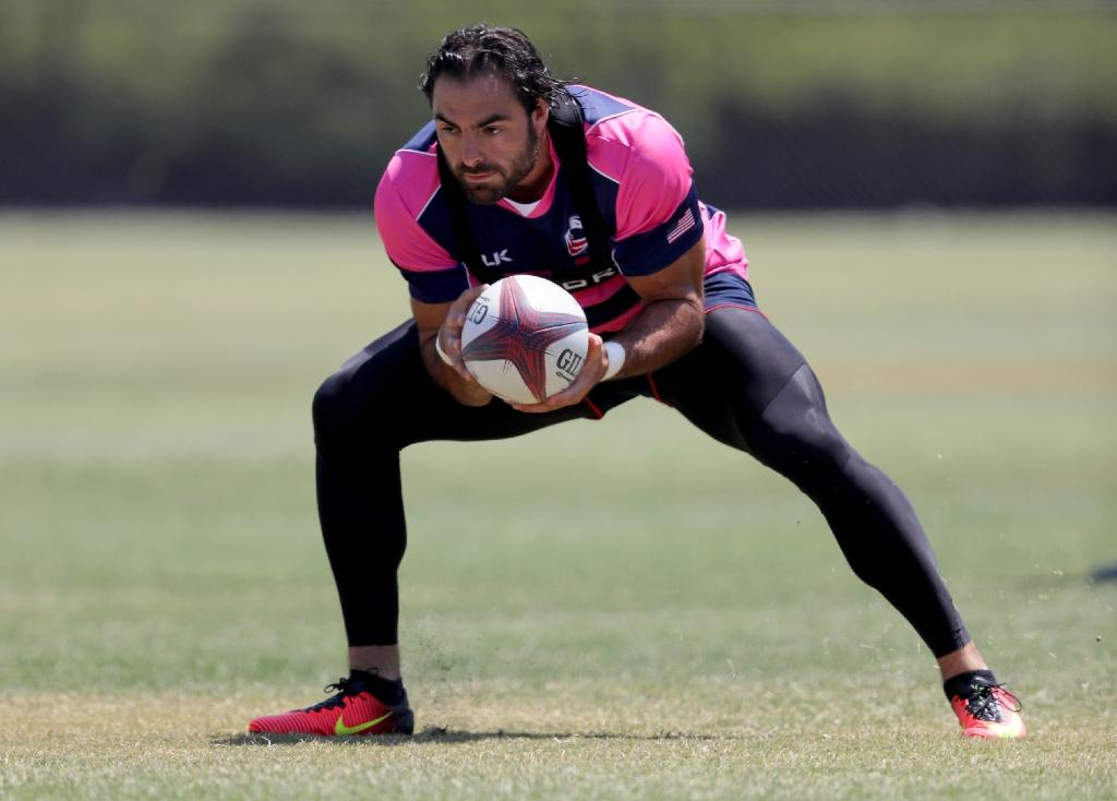 NFL's Ebner gets chance for gold with USA Sevens