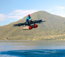 The Flying Car Larry Page's Company Kitty Hawk Has Been Working On Will Be Available This Year
