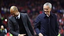 Mourinho: Manchester derby not about me and Guardiola