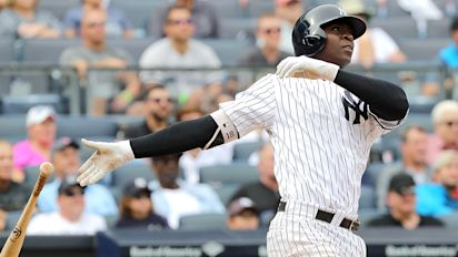 Didi apologizes to catcher after history-making HR