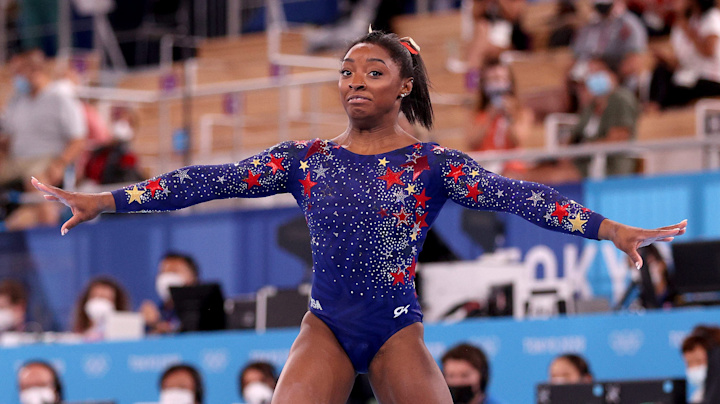 Nation outscores Biles, Team USA in Olympic qualifier