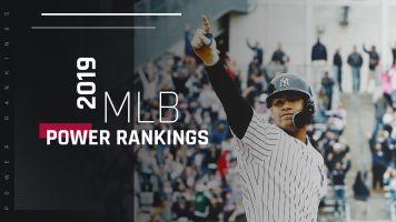 MLB Power Rankings: Yankees climb to top of rankings; Indians knock on door of top 5