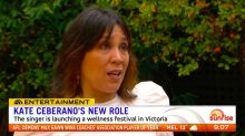 Kate Ceberano launches Live.Love.Life Wellness Festival