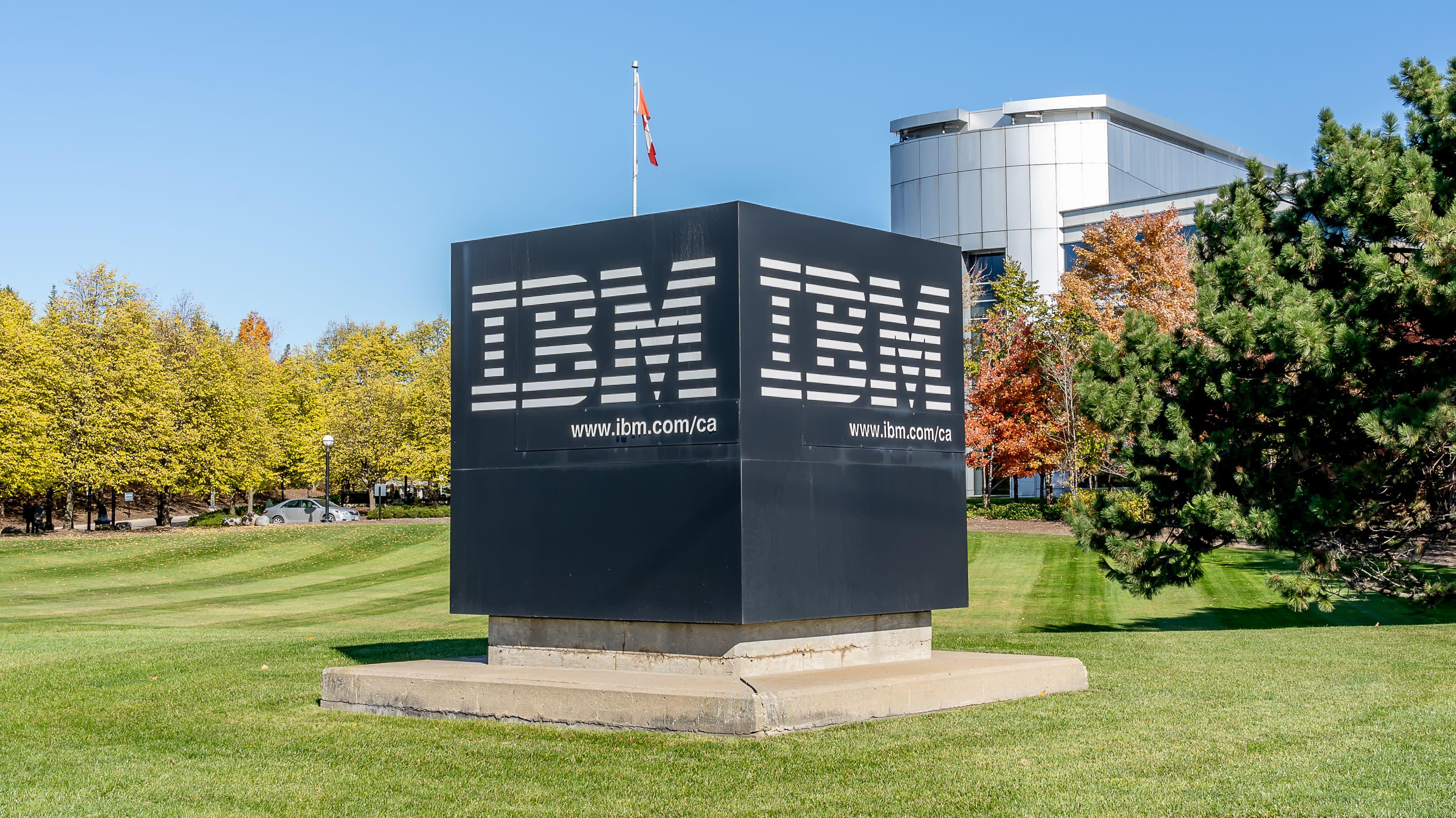 IBM revenue declined in latest earnings amid coronavirus crisis