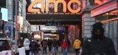 Cinemas reopen in New York City. (AP)