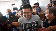Riquelme vence a Macri y a Maradona en las elecciones de Boca Juniors