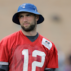 Four weeks from the regular season, Andrew Luck still isn't playing and nobody knows when he will be ready