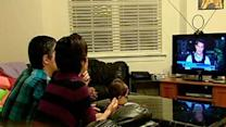 Local Israeli family watches Middle East tensions