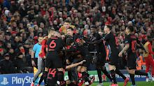 Atletico stuns defending champion Liverpool