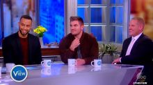 How the Paris train heroes became movie stars
