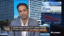 Cautiously optimistic chip stocks near bottom, says senio...