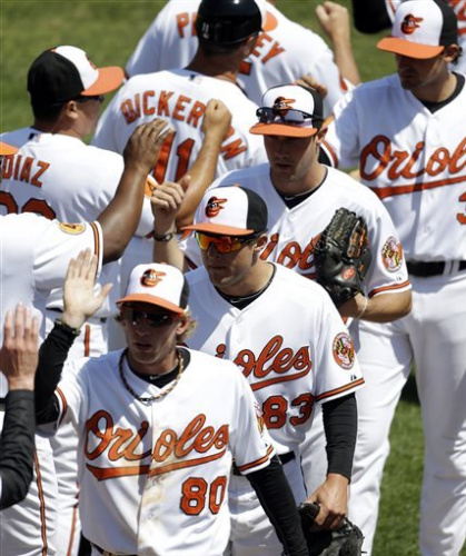 Orioles-Rays Preview