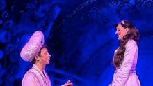 Actor playing Aladdin pops the question to Jasmine in viral onstage proposal