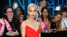 Zoe Kravitz's Bold Jumpsuit Is Everything We Want To Wear