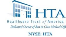 Healthcare Trust of America, Inc. Reports Second Quarter 2019 Earnings