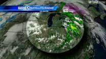 Weather Watch 4 forecast: Dreary Friday