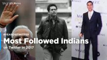 #YearOnTwitter: Most followed Indians on Twitter in 2017