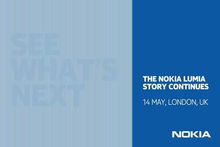 Nokia hosting Lumia event on May 14th, invites us to 'see what's next'