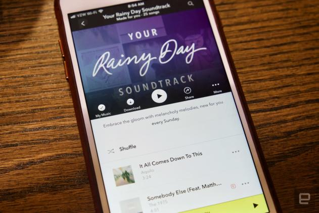 Pandora Modes gives you more listening options for music stations
