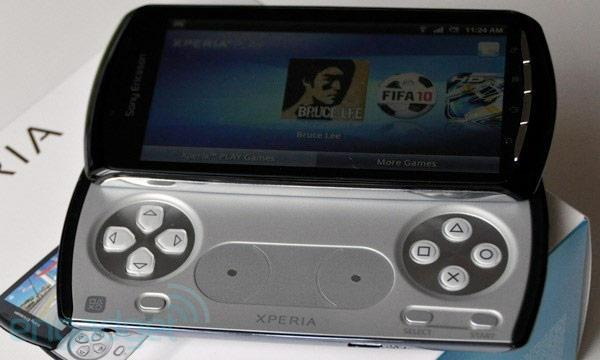 How would you change Sony Ericsson's Xperia Play?