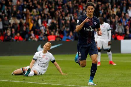 Liga 1 de Francia - Paris St Germain v Montpellier