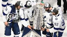 Lightning players, former NHL players upset at suggestion they didn't win 'real' Stanley Cup