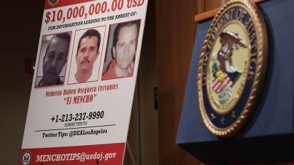 El nuevo narco mexicano del que EEUU quiere su cabeza