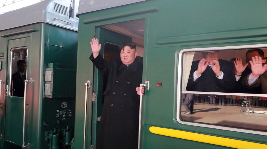North Korean leader Kim Jong Un travelling to Vietnam for Trump talks