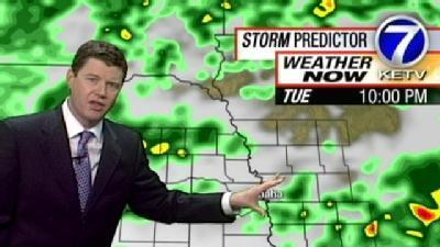 Update: Storm Chances In Tyson's Forecast