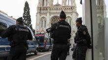 Attaque à Nice: l'assaillant testé positif au Covid-19