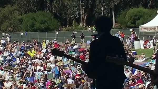 Hardly Strictly Bluegrass kicks off in San Francisco