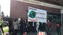 Amazon's shareholder meeting turns testy as investors demand action on climate crisis and diversity